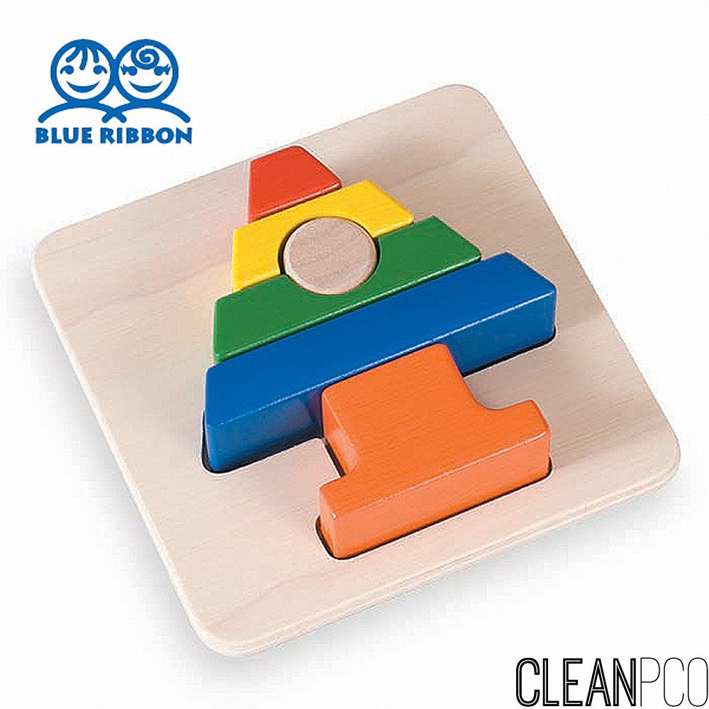 pco33774 h72 블루리본 트리 퍼즐블록 원목교구