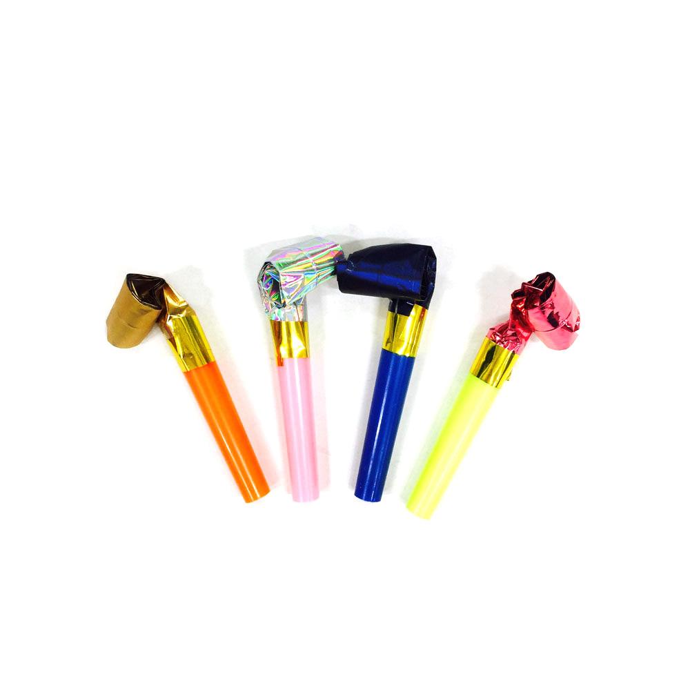 소리나는 피리만들기 혓바닥피리 4개입(색상랜덤)