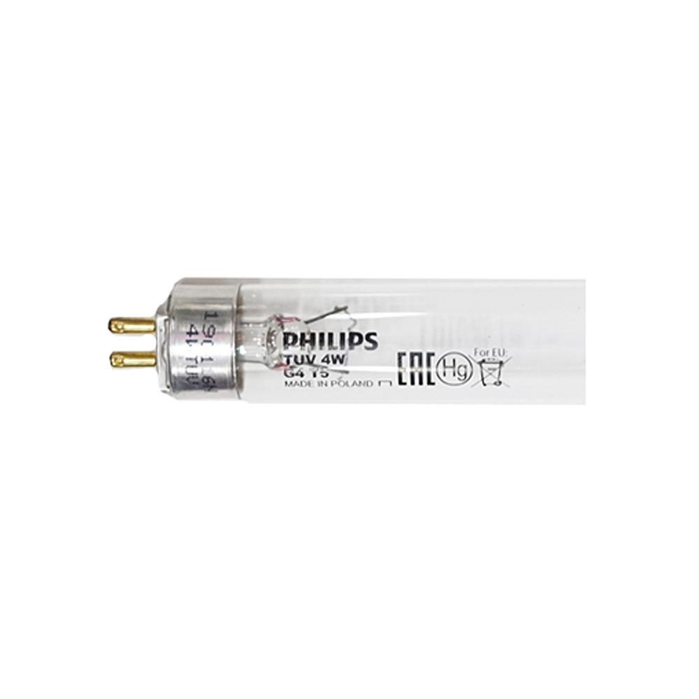 자외선살균램프 134mm 4W pcok2430