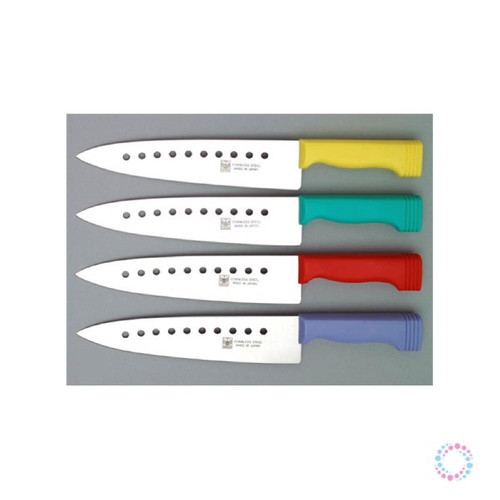 일본니켄(NIKKEN)칼라식도 230(mm)타공 4색상x1세트